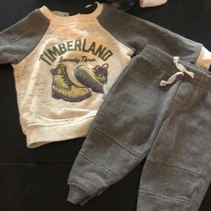 Timberland Matching Sets - Timberland Baby outfit